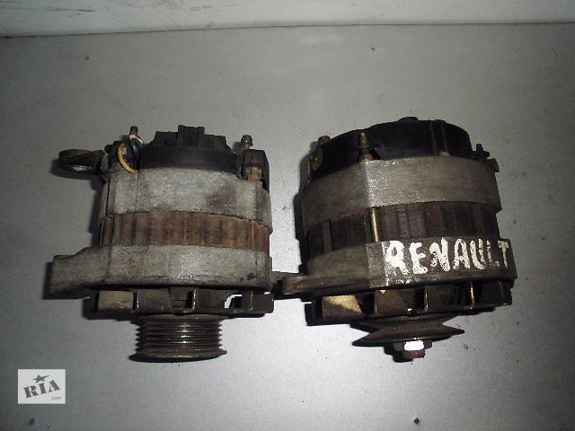 продам Б/у генератор/щетки для легкового авто Renault 19 1.9TD,D 1988-1995 70A. бу в Буче (Киевской обл.)