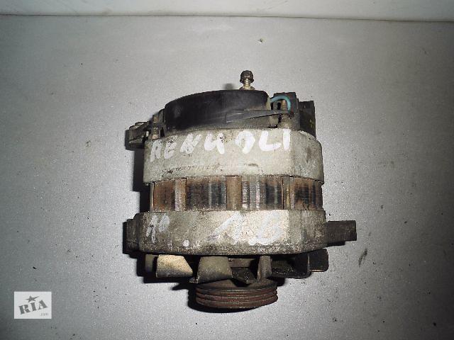 бу Б/у генератор/щетки для легкового авто Renault Clio 1.2-1.4 1990-1998 90A. в Буче (Киевской обл.)