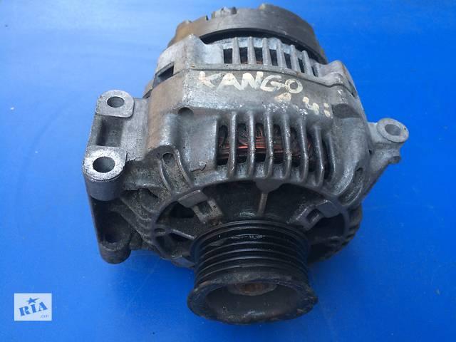 продам Б/у генератор/щетки для легкового авто Renault Kangoo 1.4 (7700422237) бу в Луцке