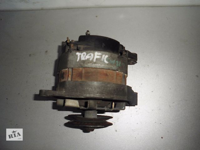 бу Б/у генератор/щетки для легкового авто Renault Master  2.5DT, 2.4D 1980-1998 75A. в Буче (Киевской обл.)