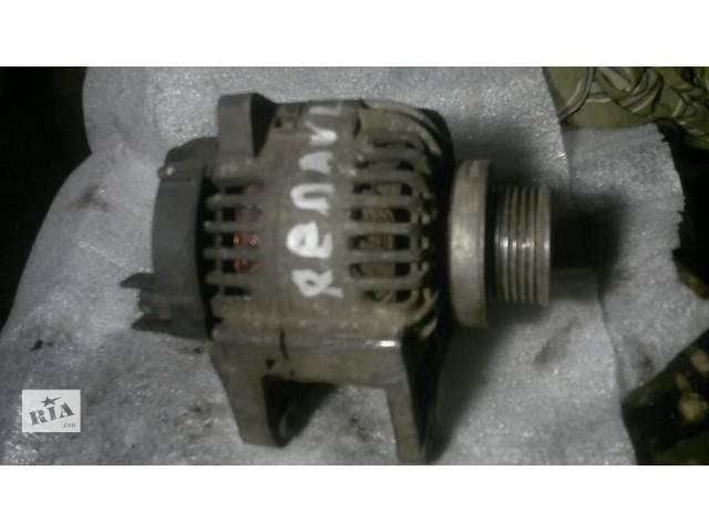 Б/у генератор/щетки для легкового авто Renault Megane II 1.5 dci- объявление о продаже  в Рожнятове