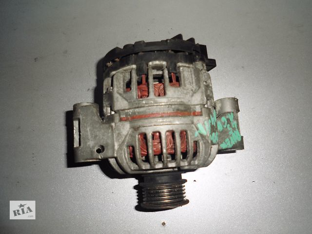 купить бу Б/у генератор/щетки для легкового авто Rover 45 1.4,1.6,1.8 2000-2005 85A. в Буче (Киевской обл.)