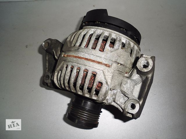 продам Б/у генератор/щетки для легкового авто Saab 9-3 1.8,2.0T 2002-2009 140A. бу в Буче (Киевской обл.)
