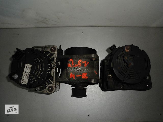 купить бу Б/у генератор/щетки для легкового авто Seat Toledo 1.6,1.8,2.0,1.9D,TD 1991-1999 90A. в Буче (Киевской обл.)