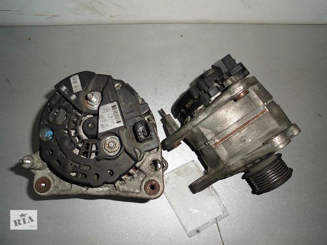 бу Б/у генератор/щетки для легкового авто Volkswagen Sharan 1.9TDi,1.8T 1995-2010 с обгонной муфтой 90A. в Буче (Киевской обл.)