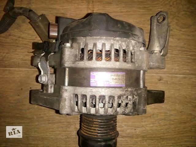 купить бу Б/у генератор/щетки 27060-31050 для седана Lexus GS300 2007 в Николаеве