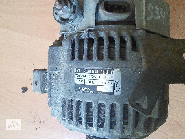бу Б/у генератор Toyota Camry SV30  27060-0H010  TN102211-2480 в Одессе