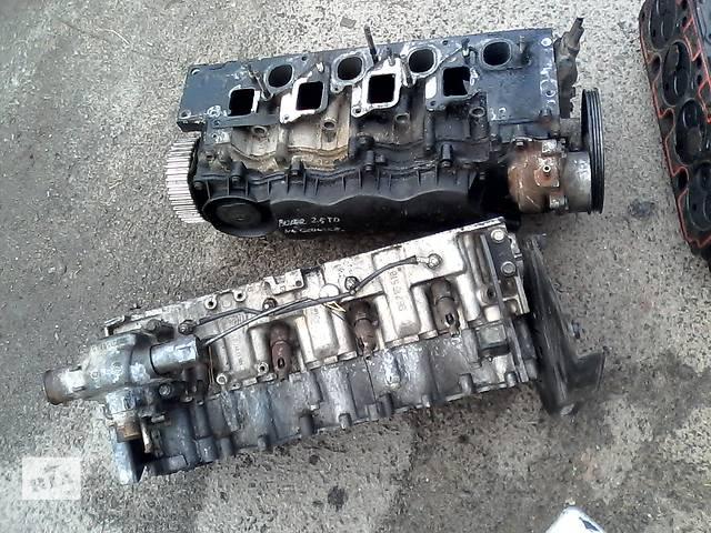 бу Б/у головка блока для легкового авто Citroen Jumper в Луцке