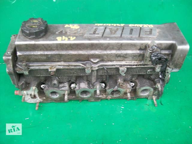 бу Б/у головка блока для легкового авто Fiat Brava 1.4 в Луцке