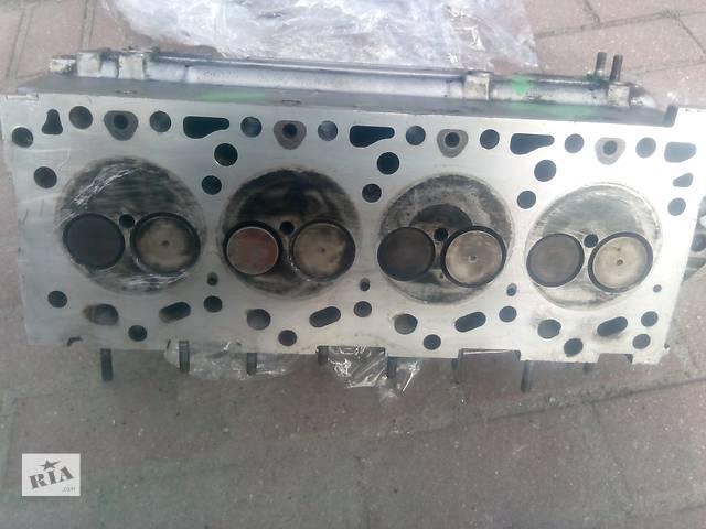 бу Б/у головка блока для легкового авто Iveco в Львове