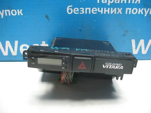 продам Б/У Кнопка аварийки Grand Vitara 1998 - 2005 3678052J31. Вперед за покупками! бу в Луцке