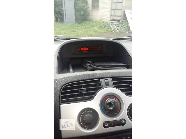 продам Б/у Інформаційний Информационный дисплей Renault Kangoo Рено Кенго 1,5 DCI К9К B802, N764 2008-2012 бу в Луцке