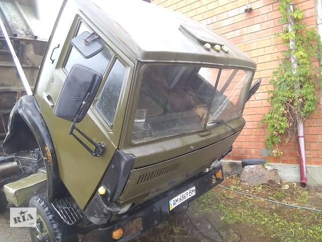 продам Б/у кабина для грузовика КамАЗ бу в Киеве