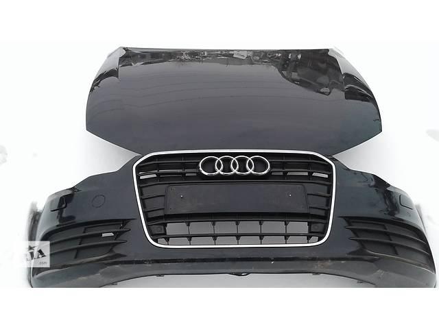 купить бу Б/у капот для Audi A6с7 в Львове