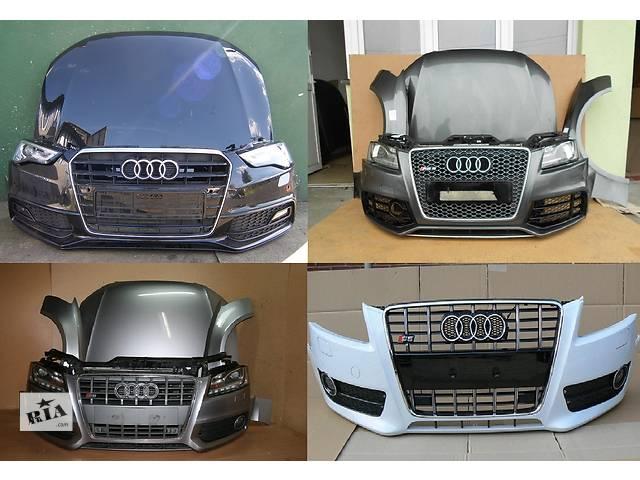 Б/у капот для легкового авто Audi A5- объявление о продаже  в Львове