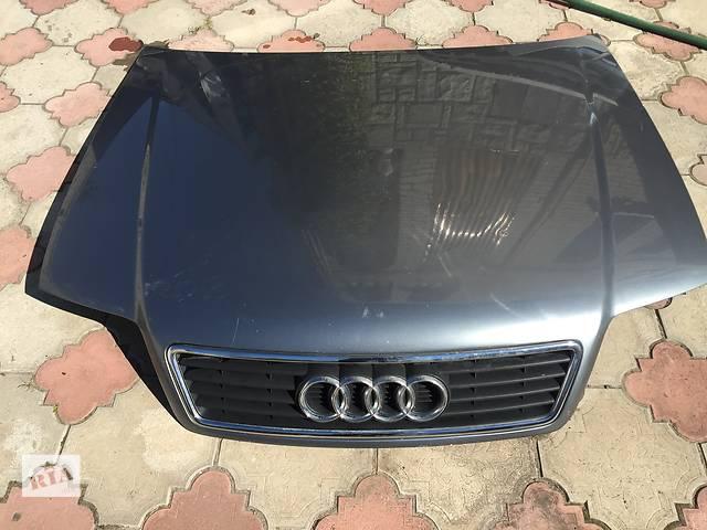 продам Б/у капот для легкового авто Audi A6 бу в Ковеле