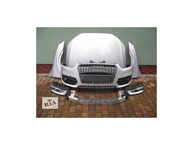 продам Б/у капот для легкового авто Audi Q3 бу в Львове