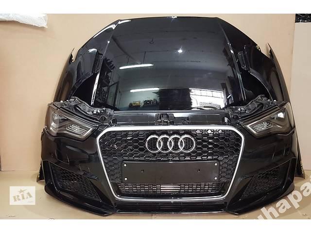 продам Б/у капот для легкового авто Audi RS3 бу в Львове