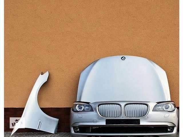 Б/у капот для легкового авто BMW 7 Series f01 f02- объявление о продаже  в Львове