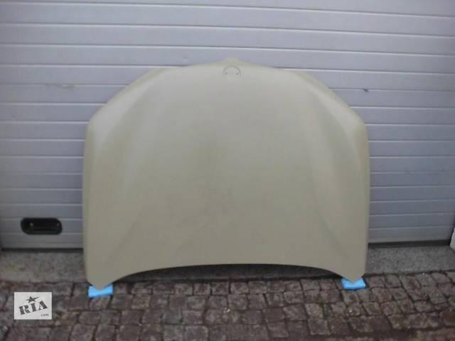Б/у капот для легкового авто BMW X1 f48- объявление о продаже  в Львове
