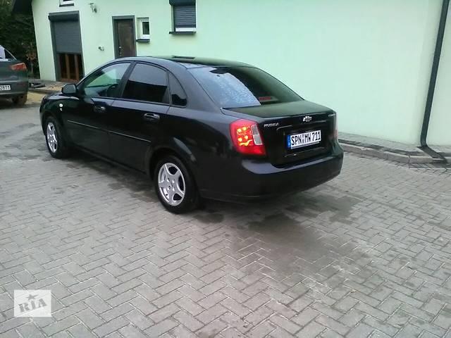 купить бу Б/у капот для легкового авто Chevrolet Lacetti в Львове