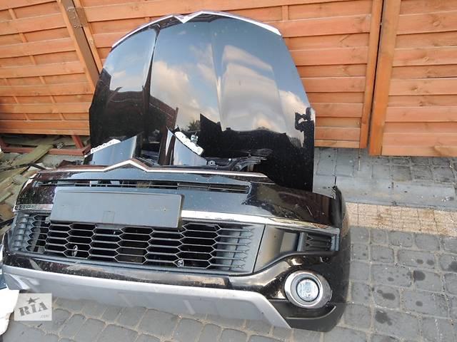 продам Б/у капот для легкового авто Citroen C-Crosser бу в Львове