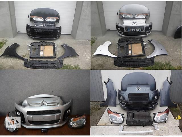 продам Б/у капот для легкового авто Citroen C3 Picasso бу в Львове
