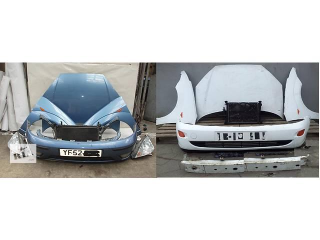продам Б/у капот для легкового авто Ford Focus mk1 бу в Львове