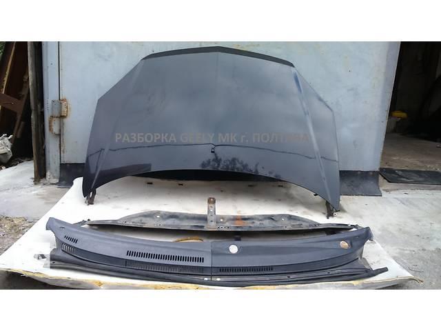 продам Б/у капот для легкового авто Geely MK бу в Полтаве