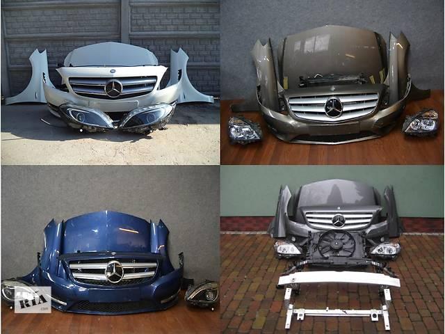 продам Б/у капот для легкового авто Mercedes B-Class w246 11- бу в Львове