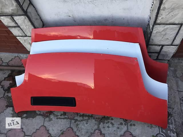 Б/у капот для легкового авто Opel Vivaro- объявление о продаже  в Ковеле