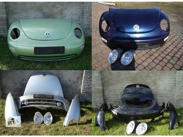 бу Б/у капот для легкового авто Volkswagen New Beetle в Львове