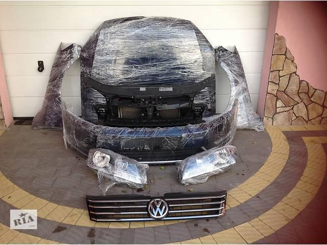 продам Б/у капот для седана Volkswagen Passat B7 бу в Львове