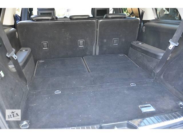 продам Б/у карта багажного отсека Mercedes GL-Class 164 2006 - 2012 3.0 4.0 4.7 5.5 Идеал !!! Гарантия !!! бу в Львове