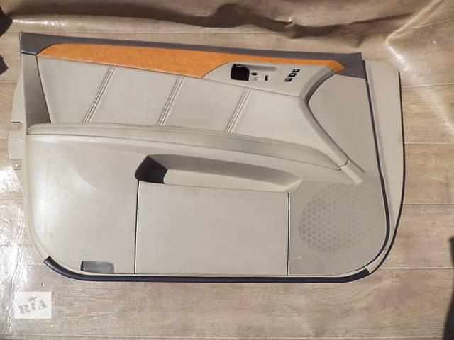 продам Б/у карта двери передняя левая для седана Toyota Avalon 2006г бу в Николаеве