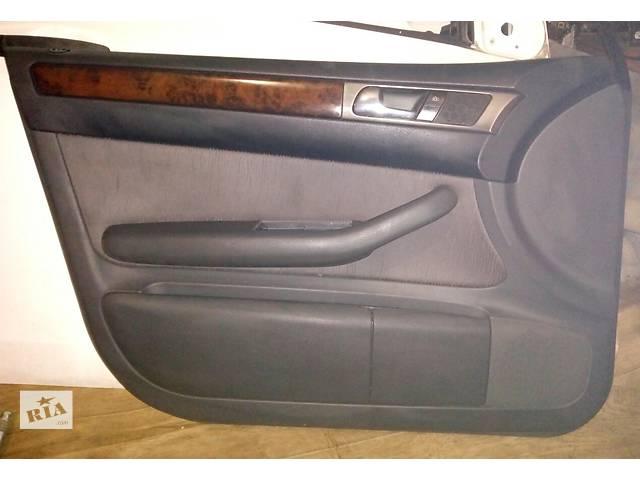 продам Б/у карта двери передняя левая для универсала Audi A6 C5 1999г бу в Николаеве
