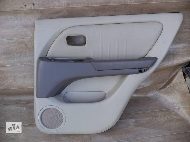 продам Б/у карта двери задняя правая 67630-48080-A0 для кроссовера Lexus RX 300(I) 2001г бу в Николаеве