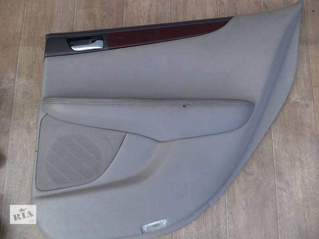 Б/у карта двери задняя правая 67630-33A20-B0 для седана Lexus ES 330 2003, 2004, 2005, 2006г- объявление о продаже  в Николаеве