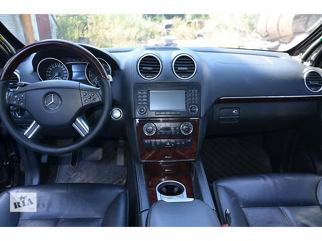 бу Б/у руль Mercedes GL-Class 164 2006 - 2012 3.0 4.0 4.7 5.5 Идеал !!! Гарантия !!! в Львове