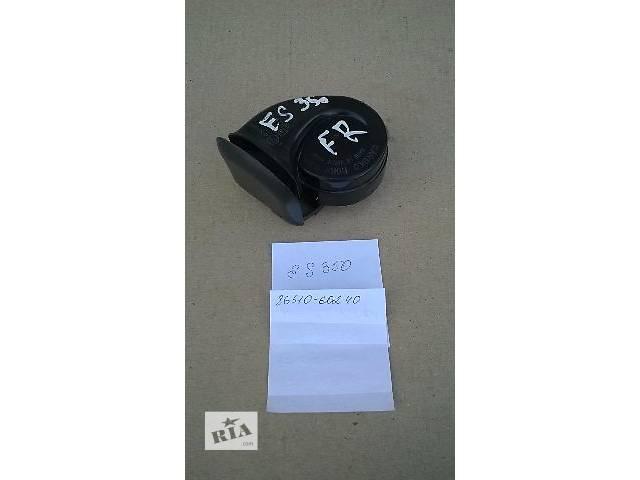 Б/у клаксон 86510-60240 для седана Lexus ES 350 2007г- объявление о продаже  в Николаеве