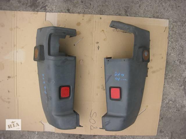 Б/у клык бампера Citroen Jumper 2006-- объявление о продаже  в Ровно