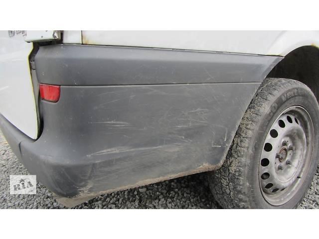 Б/у клык, клик бампера Mercedes Vito (Viano) Мерседес Вито (Виано) V639 (109, 111, 115, 120)- объявление о продаже  в Ровно