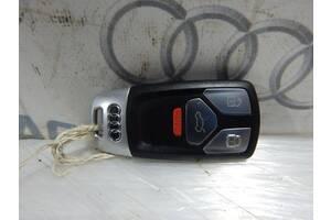 Б/У Ключ зажигания AUDI A4 A5 Q5 Q7 4M0959754AK