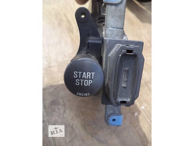 купить бу Б/у кнопка старт / стоп, выключатель зажигания и стартера для кроссовера BMW X5 Е70 2008г в Николаеве