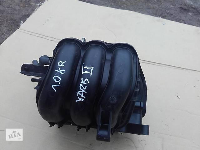 продам Б/у коллектор впускной 17120-0Q020 для хэтчбека Toyota Yaris 2007г бу в Николаеве
