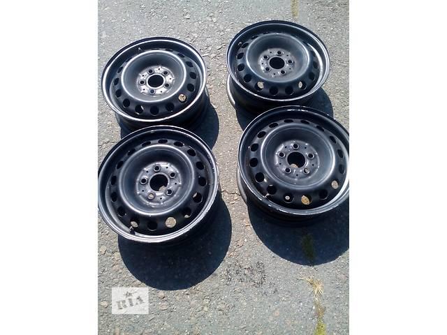 купить бу продам    диски для Volkswagen кадик оригинал 16  и 15 радиус в Киеве