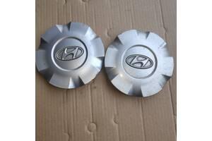 Б/у колпак на диск  в наличии 2шт (цена за 1шт)для Hyundai Accent 2008г  529621E100