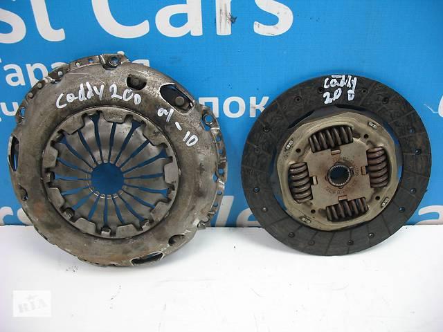 продам Б/У Комплект сцепления 2.0d Caddy 2004 - 2010 . Вперед за покупками! бу  в Україні