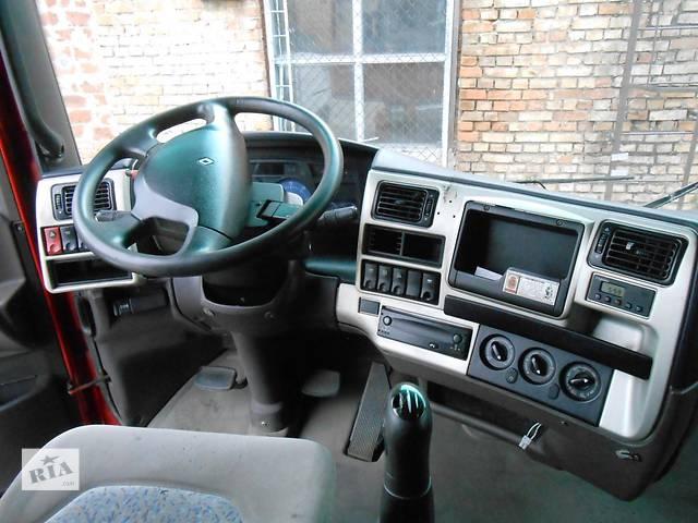 бу б/у Компоненты кузова Автомагнитола Renault Magnum Рено Магнум 440,480 Evro2 Evro3 в Рожище