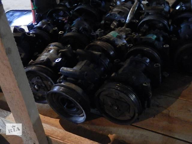 бу Б/у компрессор кондиционера для минивена Renault Kangoo в Радивилове